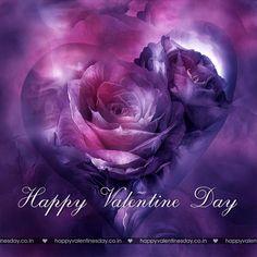 Heart Of A Rose - Lavender Blue Mixed Media - Carole Cavalaris Purple Love, Purple Art, All Things Purple, Shades Of Purple, Purple Flowers, Purple Stuff, Pink Art, Purple Canvas, Purple Glass
