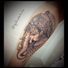 #legtattoo by @ofilhodatuta /// #⃣#Equilattera #Tattoo #Tattoos #Tat #Tatuaje #tattooed #Tattooartist #Tattooart #tattoolife #tattooflash #tattoodesign #tattooist #tattooer #tatted #tatt #Miami #Mia #Venezuela #awesome #love #ink #art #linework #dotwork #blackwork #elephant #mandala #ganesha #geometrictattoo . Posted by @WazLottus