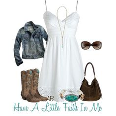 Have a Little Faith, created by amandabeaulieu on Polyvore