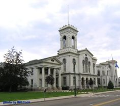 Chemung County Court House