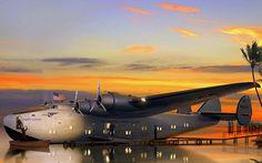 Boeing China Clipper |Nice bit of Artwork