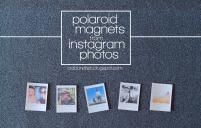 Tiny Polaroid-esque Magnets from IG photos - Young House Love Forums