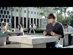 Take a look at Surface tablet first Television Commercial