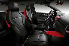 2012 Audi A1 Amplified Interior 588x399 2012 Audi A1 Amplified