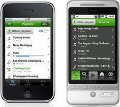 Favorite app - Spotify