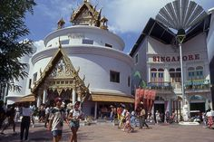 1992 - 158 Expo'92 Sevilla by Stefaan & Eric, via Flickr