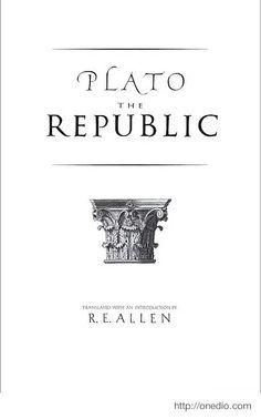 'Devlet' - Platon