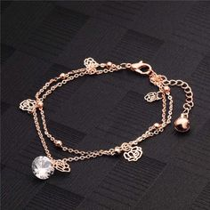 Sexy Summer Multilayer Anklet