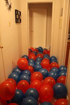 45 Ideas birthday surprise balloons wake up awesome Birthday Party Snacks, Birthday Party Outfits, Birthday Fun, Birthday Party Decorations, Birthday Celebration, Birthday Gifts, Teenager Birthday, Birthday Recipes, Birthday Cakes