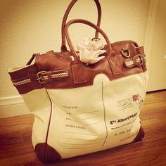 {Adventure} travel bag
