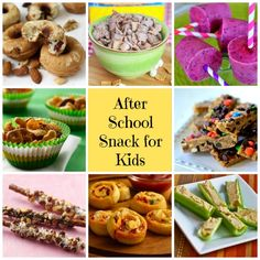 After School Snacks for Kids - Easy Southern Style Recipes