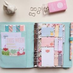 Planner Ideas and Accessories    Personal Planner Love