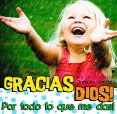 gracias I Am Grateful, Thankful, God, My Love, Children, Youtube, Salvador, Grande, Facebook