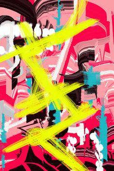 "Saatchi Art Artist Veronica Formos; New Media, ""life lines"" #art"