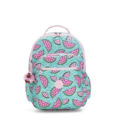Mochila Kipling Seoul Go Mochila Nike, Stationery Set, Hacks Diy, Designs To Draw, Fashion Backpack, Backpacks, Shoulder Bag, Tumblr, Fashion Design