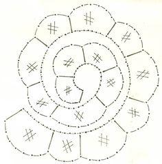 vertcsipke rózsa mintarajz Daisy Patches, Bobbin Lace Patterns, Lace Heart, Victorian Lace, Lace Jewelry, Lace Making, Lace Collar, Felt Crafts, Weaving
