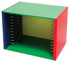 Melissa  Doug Storage Case -  Painted Wood - List price: $39.99 Price: $31.67 Saving: $8.32 (21%) + Free Shipping