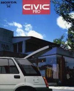 Honda Civic Pro Shuttle
