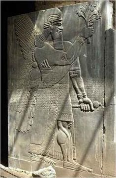Mesopotamia (from the Greek, meaning 'between two rivers') was an ancient region located in the eastern Mediterranean bounded in the northeast. Ancient Aliens, Ancient Art, Ancient History, Art History, Ancient Names, Asian History, Tudor History, History Facts, Or Rouge
