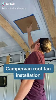 Learn the step by step instructions for installing your roof vent van in your camper. We start by talking about all of your conversion van venting options and then dive into how to install your maxxair vent fan.