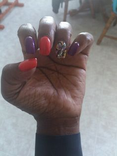 My nails!! Flawless I'd say.