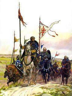 """The First Crusade"", Igor Dzis"