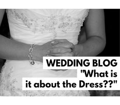 What is it about the dress? (No seriously what is it? I Fall In Love, Falling In Love, Wedding Blog, Wedding Planner, Blog Planner, Perfect Wedding Dress, I Dress, Dresses, Wedding Planer