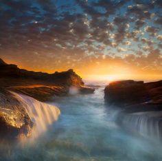 Amazing photo of Cape Kiwanda Sunset