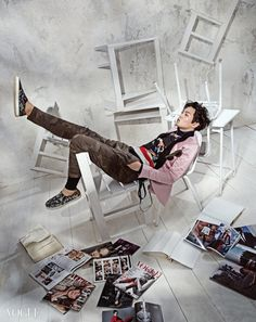 Joo Won for Vogue Korea's June 2014 Issue | Couch Kimchi