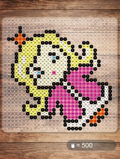 NABBI - Download free bead patterns