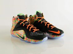 "Nike Lebron 12 ""cereal"""