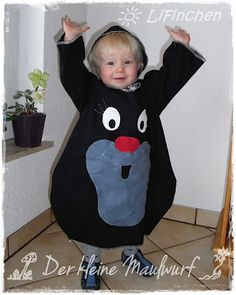 kleiner maulwurf Halloween Ii, Halloween Costumes, My Life Style, Partying Hard, Cat Crafts, Baby Costumes, Funny Kids, Diy For Kids, Activities For Kids