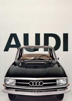 the Audi of my father