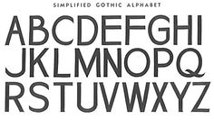 The Original Letterheads Web Site--Hand Lettering Basics Part 2