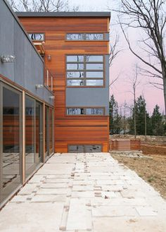 1000 Images About Cedar Siding On Pinterest Modern