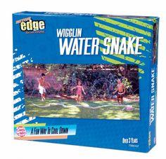 Wigglin' Water Snake