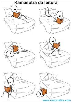 Kamasutra de la lectura