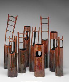 Bamboo and Lacquer by Fujinuma Noboru