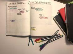Moleskine, Brush Lettering, Hand Lettering, Blog, Notebook, Organization, Organize, Drawing, Bullet Journal Ideas