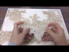 Wedding Tablecloths, Shag Rug, Spring, Embroidery Designs, Projects To Try, Texture, Deco, Frame, Art