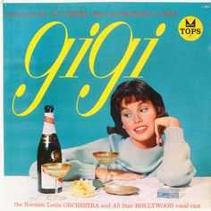 Gigi Leslie, Norman Orchestra Tops L 1652 ~ 1956 release. That happens to be a young Mary Tyler Moore on the cover!