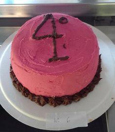 Bizcocho Angel Food Cake