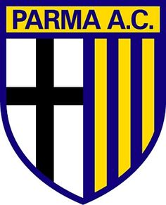 Parma A. old badge Soccer Logo, Football Team Logos, Sports Team Logos, World Football, Football Soccer, Soccer Teams, Real Madrid Atletico, Logo Club, Parma