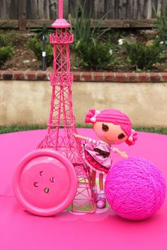 LalaLoopsy Birthday Party Ideas | Photo 1 of 18 | Catch My Party