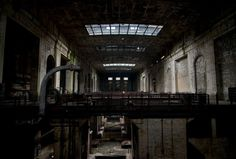 Turbine Hall II - Franklin Power Plant © opacity.us