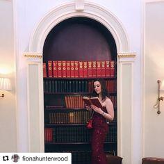#Repost @fionahunterwood (@get_repost)  Saturday night reading  @kreynolds2309 trying to impress the teachers as usual such a fun night - Lomond School 40th #aboutlastnight #schoolreunion #saturday #blacktie #lomondgirls #caledonianclub