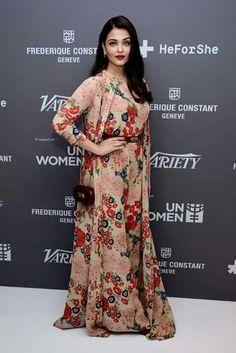 Aishwarya at Cannes 2015
