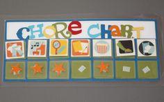 etsy...chore chart