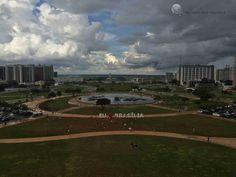 Eixo Monumental de Brasília: Roteiro pelos Principais Pontos http://mydestinationanywhere.com/2015/06/23/eixo-monumental-brasilia-roteiro/