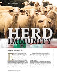 Pathways - Spring 2015 - Page Herd Immunity, Chiropractic, Spring 2015, Pathways, Effort, Childhood, Community, Shit Happens, Digital